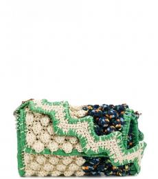 Missoni Multicolor Knitted Medium Crossbody