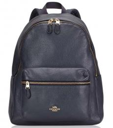 Coach Midnight Charlie Large Backpack