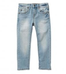 7 For All Mankind Little Boys Crescent Valley Slimmy Jeans