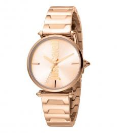 Rose Gold Exceptional Time Piece