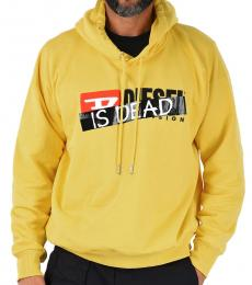 Yellow Dead Division Sweatshirt