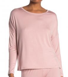 Light Pink Dianna Pajama Top