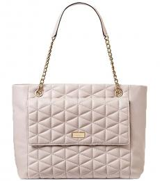 Kate Spade Mousse Frosting Emery Court Large Tote