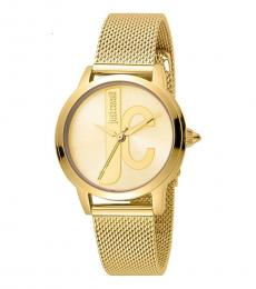 Gold Sophisticated Watch