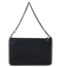 Stella McCartney Blue Falabella Small Shoulder Bag