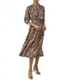 Multi color Tina Dress