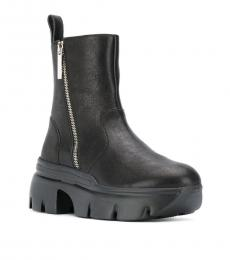 Giuseppe Zanotti Black Kavasaki Ankle Boots