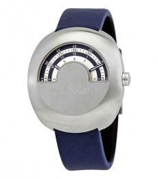 Calvin Klein Blue Glimpse Watch