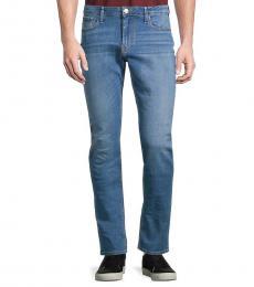 Armani Jeans Blue Slim-Fit Jeans