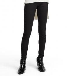 DKNY Black Curvy Skinny Jean