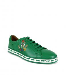 Bally Emerald Anistern Sneakers