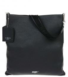 Golden Goose Black The Carry Over Large Hobo
