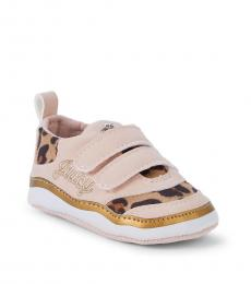 Juicy Couture Baby Girls Blush Oakhurst Sneakers