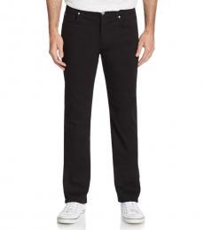 7 For All Mankind True Black Standard Straight-Leg Jeans