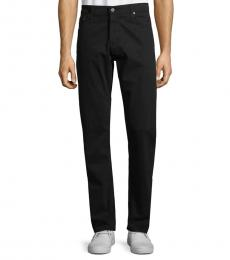 AG Adriano Goldschmied Super Black Ives Modern Athletic-Fit Jeans