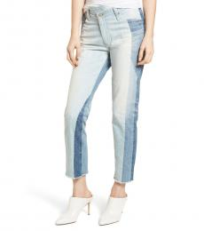 AG Adriano Goldschmied 21 Years Isabelle High Waist Straight Jeans