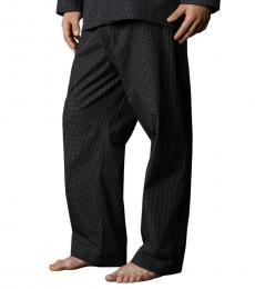Ralph Lauren Black Soho Plaid Pantss