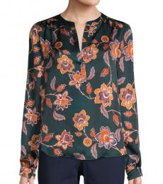Multi Deco Floral Top