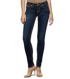 True Religion Denim Stella Big T Skinny Fit Stretch Jeans