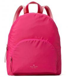 Kate Spade Pink Arya Large Backpack