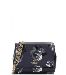 Kate Spade Night Rose Emelyn Small Shoulder Bag