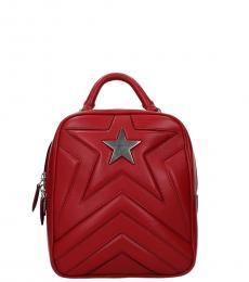 Red Star Mini Backpack