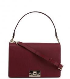 Furla Cherry Mimi Medium Shoulder Bag