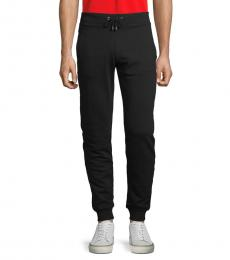 Versace Collection Black Logo Pullover Joggers