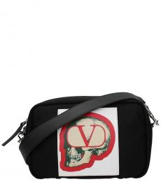 Black Undercover Men Small Crossbody