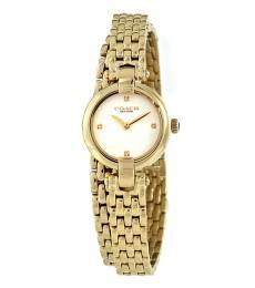 Gold Chrystie Watch
