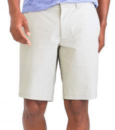 Light Grey Rivington Tech Shorts