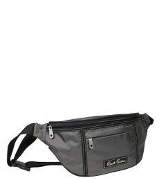 Robert Graham Grey Hackman Convertible Waist Bag