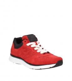 Red Classic Sneakers