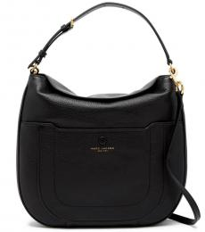 Marc Jacobs Black Empire City Large Hobo