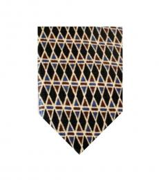 Brown Traditional Tie