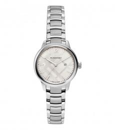 Burberry Silver Bracelet Watch