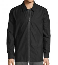 Hugo Boss Black Euston Zip Shirt