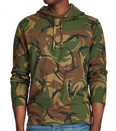 Ralph Lauren British Elmwood Hooded Camo T-Shirt