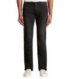 Diesel Black Distressed Safado Slim Fit Jeans
