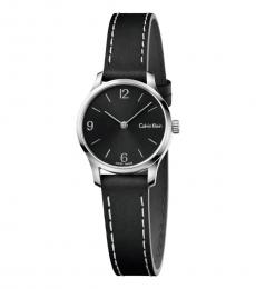 Black Endless Modish Watch