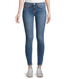 Indigo Halle Super T Skinny Jeans