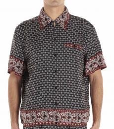 Dolce & Gabbana Multicolor Bandana Print Shirt