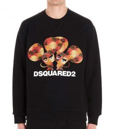 Dsquared2 Black Chinese New Year Pullover