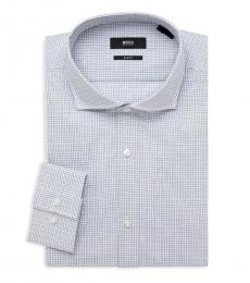Hugo Boss Blackwhite Jason Sharp-Fit Dress Shirt