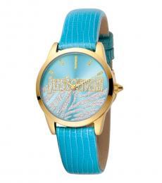 Blue Stylish Watch