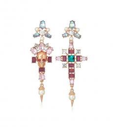 Multi Color Betseyville Earrings