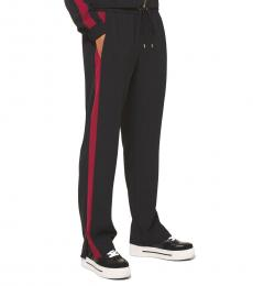 Michael Kors Black Track Pants