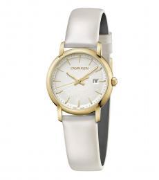 White Established Watch
