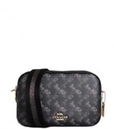 Black Grey Jes Medium Crossbody