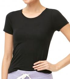 J.Crew Black Relaxed Fit Tee